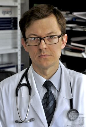 kardiolog Gwidon Polak